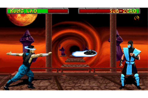 Hacker tweaks Mortal Kombat 2 to make hidden characters ...