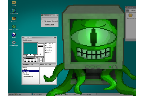 Don't Get a Virus Windows, Mac, Linux game - Indie DB