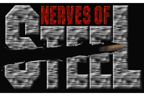 Nerves of Steel (1995) by Rainmaker Software MS-DOS game