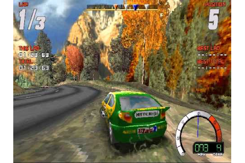 Screamer Rally (PC) - YouTube