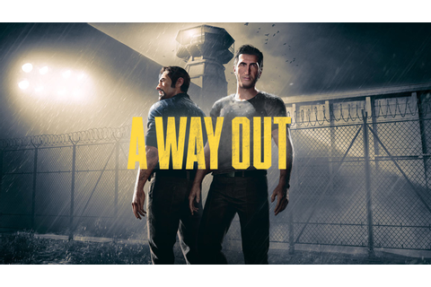A Way Out from Hazelight announced from EA Originals ...