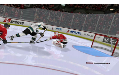 NHL 2K11 - Wii Standard Edition: Amazon.ca: Computer and ...
