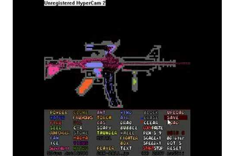 powder game gun colt m4a1 carbine - YouTube