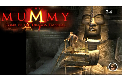 The Mummy: Tomb of the Dragon Emperor ... (PS2) - YouTube