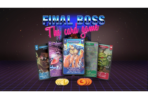 Final Boss: The card game Stretch Goal Thread ...
