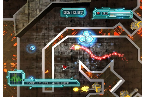 Evasive Space Review - WiiWare | Nintendo Life