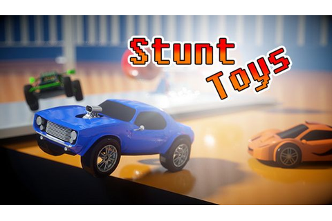 Stunt Toys Free Download PC Games | ZonaSoft