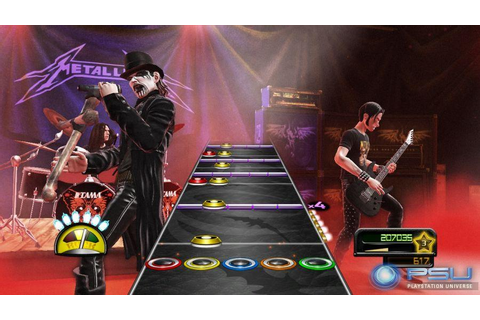 Download Game Guitar Hero Metallica | PC Game | Rumah Game ...
