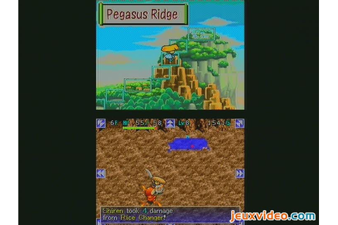 Gaming Live Mystery Dungeon : Shiren the Wanderer ...