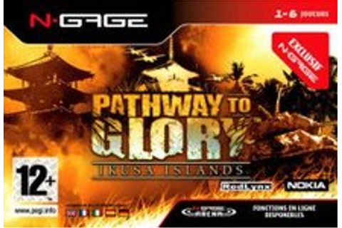Pathway to Glory: Ikusa Islands - Wikipedia
