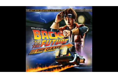 Back to the Future: The Game - 30th Anniversary Edition ...