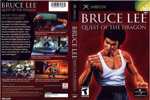 Bruce Lee: Quest Of The Dragon Dvdr - R$ 19,95 em Mercado ...