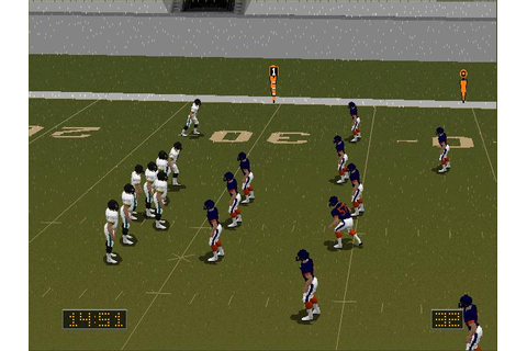 Front Page Sports Football Pro '98 Download (1997 Sports Game)