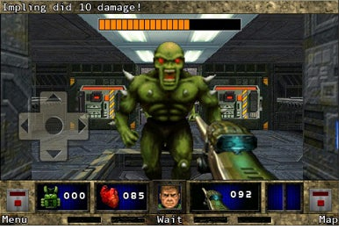 Doom II RPG for iPhone | Macworld