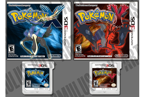 Pokemon X and Y 3DS [Algemeen Topic]
