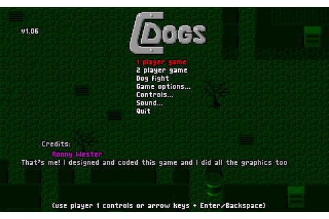 C-Dogs Screenshots