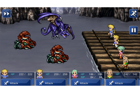 Final Fantasy for iOS: The Good, the Bad and the Ugly ...