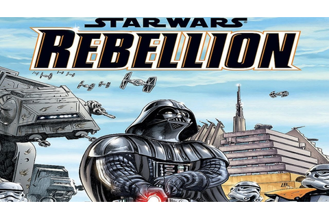 Underrated PC Game - Star Wars: Rebellion - YouTube
