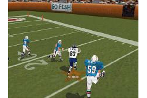 Madden NFL 2001 Download (2000 Sports Game)