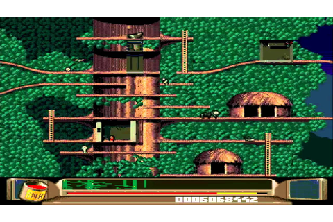 Benefactor - Treetop Rescue tune remix [AMIGA] - YouTube