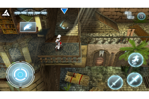 Assassin's Creed: Altair's Chronicles HD apk + data ...