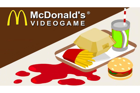 McDonalds Video Game - Gameplay 5 Minutes HD - YouTube