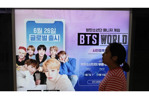 BTS World to launch on June 26, here's everything you need ...