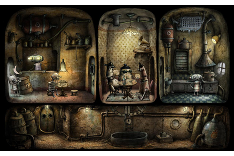 Machinarium - Android Apps on Google Play