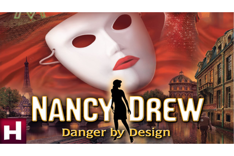 Nancy Drew: Danger by Design Official Trailer | Nancy Drew ...