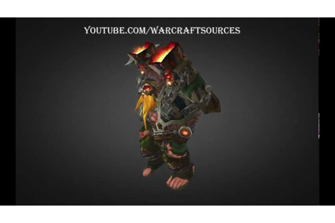 Dwarf Shaman Challenge Mode Set - Windfury Armor - YouTube