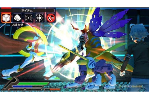 Digimon World Re:Digitize (English Patched) PSP ISO - Zona ...