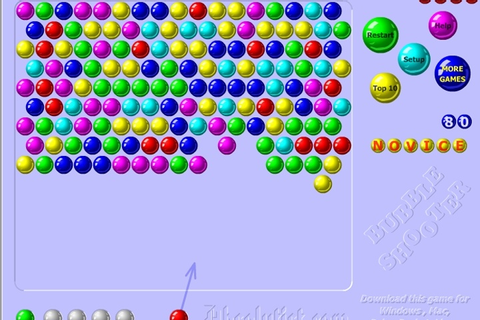 Play Bubblez! Free Online Arcade Game — WellGames