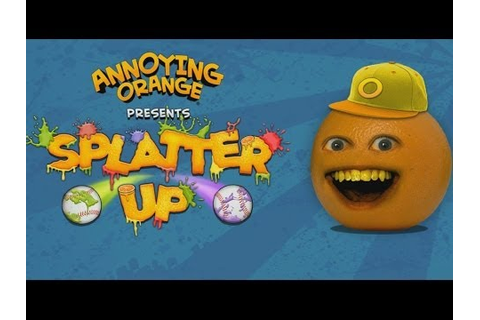 Annoying Orange: Splatter Up! Android GamePlay Trailer (HD ...