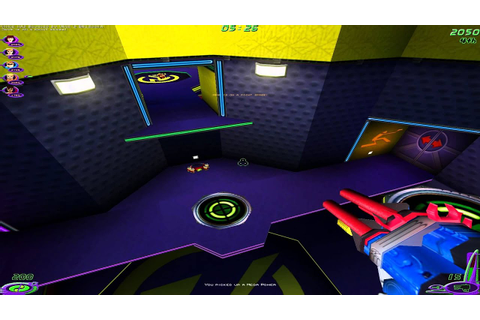 Nerf Arena Blast Gameplay: 1080p (yes, seriously 1080p ...