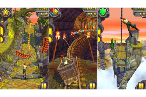 Go Download Temple Run 2 Right Now | Gizmodo Australia
