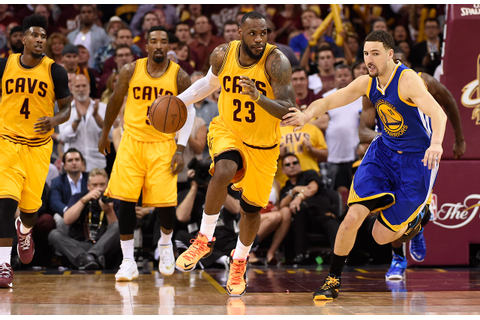 LeBron James, Cavs win Game 3, take 2-1 NBA Finals lead on ...