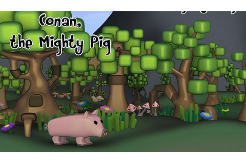 Conan the mighty pig Free Download « IGGGAMES