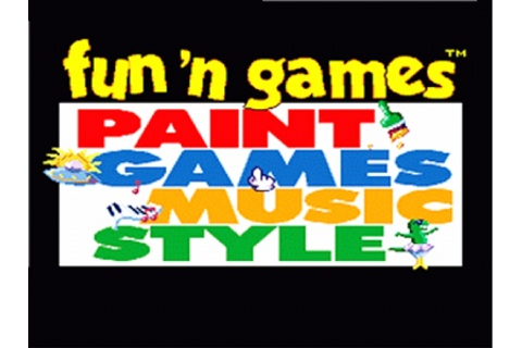 Buy Fun 'n Games SNES Australia