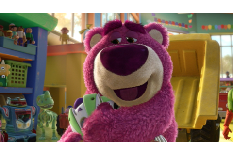 Lots-o'-Huggin' Bear - Pixar Wiki - Disney Pixar Animation ...