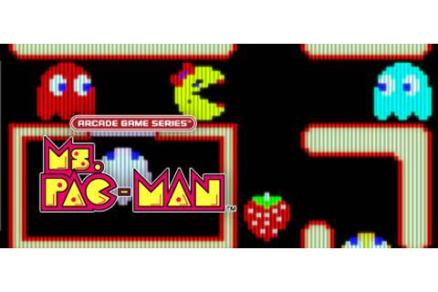 ARCADE GAME SERIES: Ms. PAC-MAN on Steam