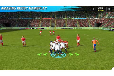 Rugby Nations 16 - Android Apps on Google Play