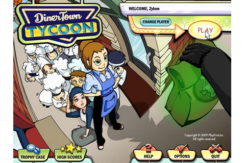 DinerTown Tycoon | GameHouse
