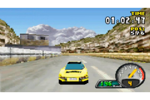 Need for Speed Porsche Unleashed (Gameboy Advance Gameplay ...