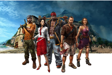Dead Island Riptide Free Download - Ocean Of Games