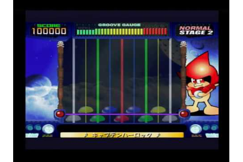 Pop'n Music Animetion Melody (ps1) Captain Harlock - YouTube