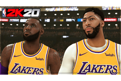 NBA 2K20 - FIRST SCREENSHOT OF 2K20! RONNIE 2K LEAKS ...