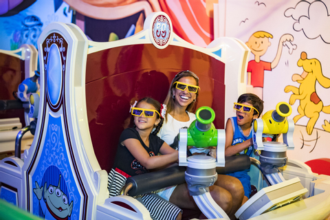 Toy Story Mania in Toy Story Land | Thrillnetwork