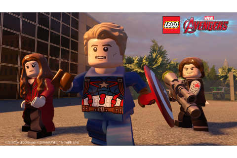 » Two LEGO Marvel's Avengers DLC packs to be free for ...