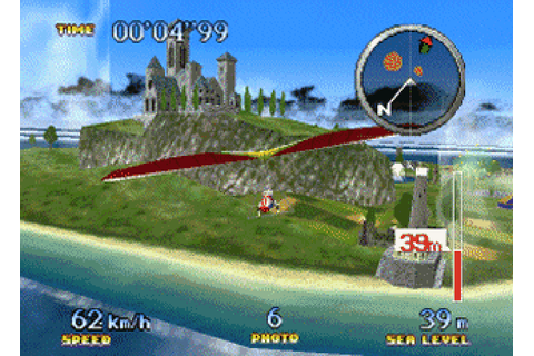 PilotWings 64 (1996) by Paradigm Entertainment N64 game