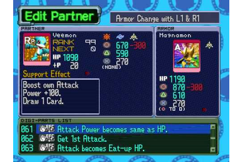 Digimon Digital Card Battle [31] - Finishing Up the Game ...